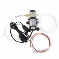 Transfer Pump W Cigarette Lighter 12V 45W Car Electric Oil Diesel Fuel Extractor MAY15 30