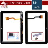 """Original 8.9 """"para samsung galaxy tab gt p7300 p7310 p7320 tablet tela de toque digitador do painel sensor substituição Painéis e LCDs p/ tablet    -"""