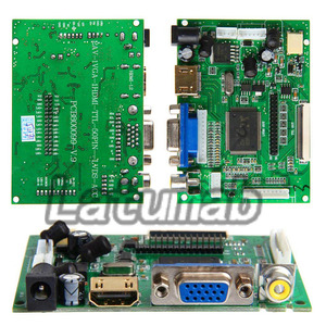 Latumab 8 inch IPS 1024*768 tablet HD bildschirm LCD display HJ080IA-01E HE080IA-01D Fahrer Bord HDMI Control Monitor Für raspberry
