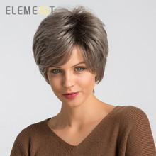Element 6 inch Synthetic Wig Bl