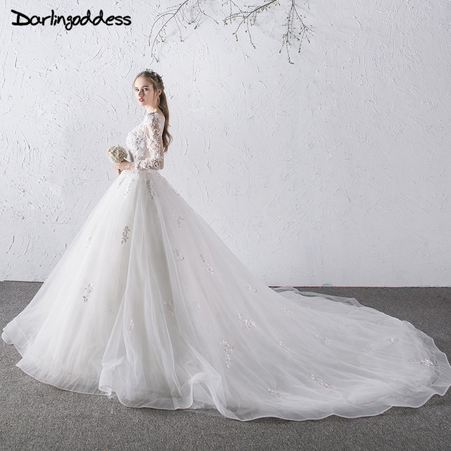 Vestidos De Noiva Real Photos Newest Vintage Lace Wedding Dresses ...