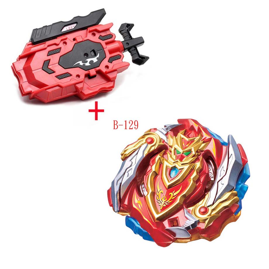 Beyblade Burst B-129 CHO-Z VALKYRIE.Z.Ev With Left Right Two Way Wire Launcher Metal Booster Top Starter Gyro Spinning Fight Toy