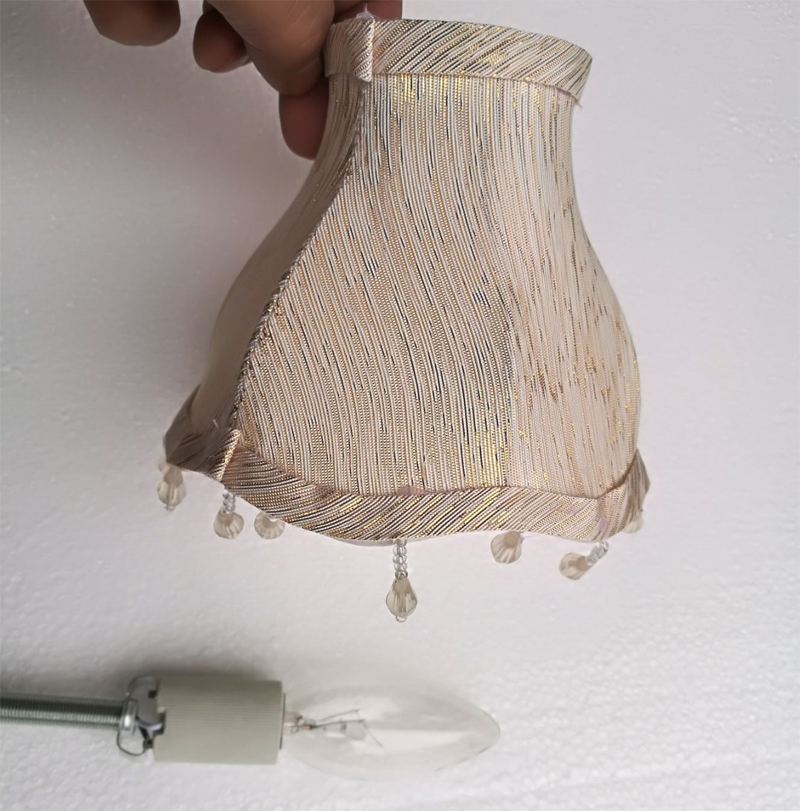 Us 0 87 13 Off Cloth Lampshade Costomized Lamp Parts Lighting Accessories Or Compensation Difference Of Prices For Chandelier Lamp Shades Cover In