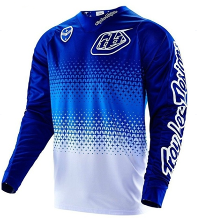 2018 Downhill Jersey Cycling Bicycle Jerseys Mountain Bike Motorcycle  Cycling Jersey DH outdoor Clothes MTB Long sleeve T Shirt 43b9a9660