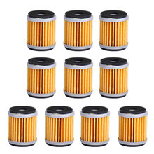 Масляный фильтр dwcx 10 шт 47x37x135 мм для yamaha yz250 xt250