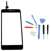 LINGWUZHE 5 Inch Touch Panel Glass Sensor For Xiaomi Hongmi Redmi 4a Front Screen Replacement + Repair Tools