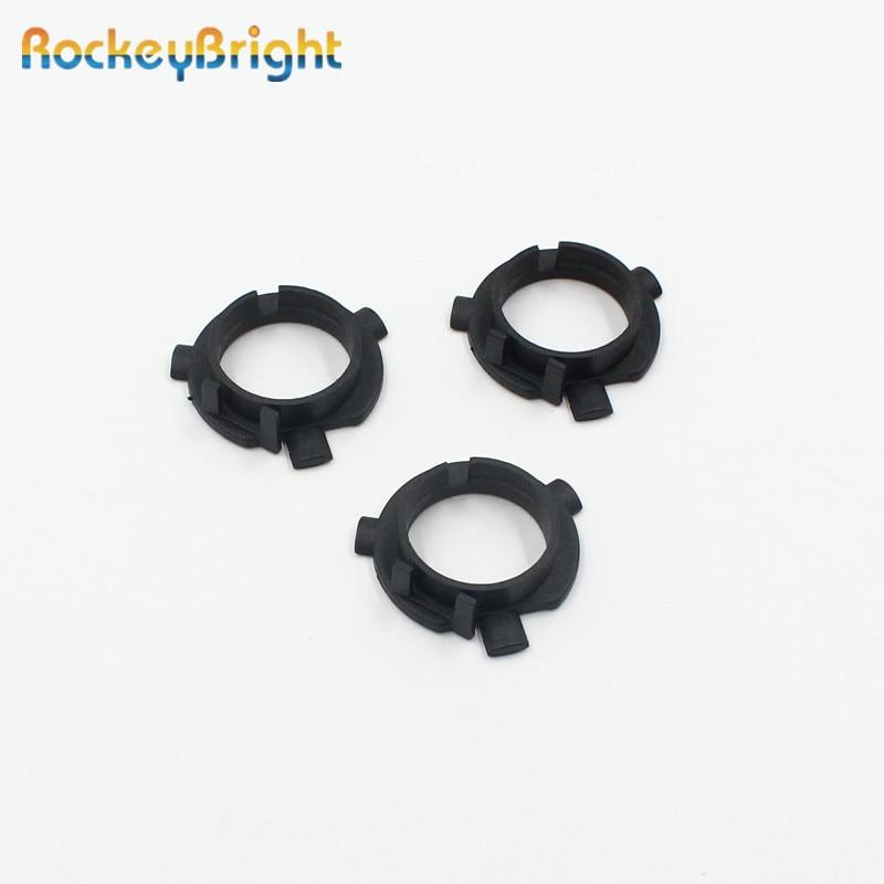 Rockeybright h7 mbajtës i udhëhequr i fenerave për kia për mbajtësin e automjetit Hyundai h7 për h7 përshtatës për kapësin e dritës së përparme për mbajtësin e udhëhequr nga kia