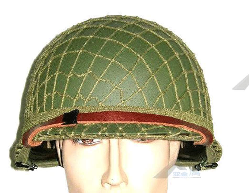 Seconde guerre mondiale us m1 acier casque avec filet couverture seconde guerre mondiale us m1 acier casque avec filet couverture et bandeau m1 vert helmet us148 de la boutique en ligne aliexpress mobile thecheapjerseys Gallery