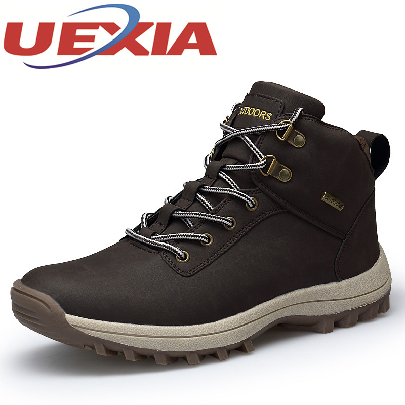 Plus Size 46 Spring Work Shoes Mens Casual High Top Sneakers Ankle Shoes Outdoor Men Autumn Fashion Mountain Shoes Men Footwear plus size 46 mens casual high top shoes winter warm plush ankle boots men shoes outdoor fashion cotton shoes mountain zapatos