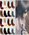 1pc 10cm/15cm/25cm BJD Wigs High-temperature Handmade Hairpiece For 1/3 1/4 1/6 BJD SD Dollfie
