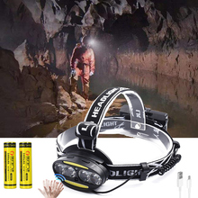 Hunting USB Headlight Lamp