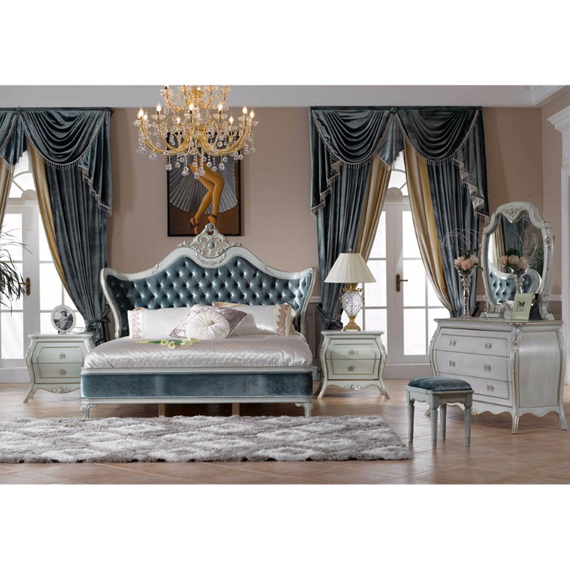 Quality Furniture Makers: Foshan Made High Quality Antiquel Furniture-in Beds From