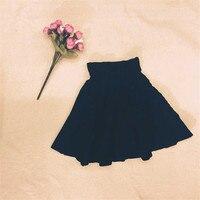 Baby Girls Princess Skirt Autumn Spring 2018 New A Line Kids Wedding Skirts For Girl Cotton