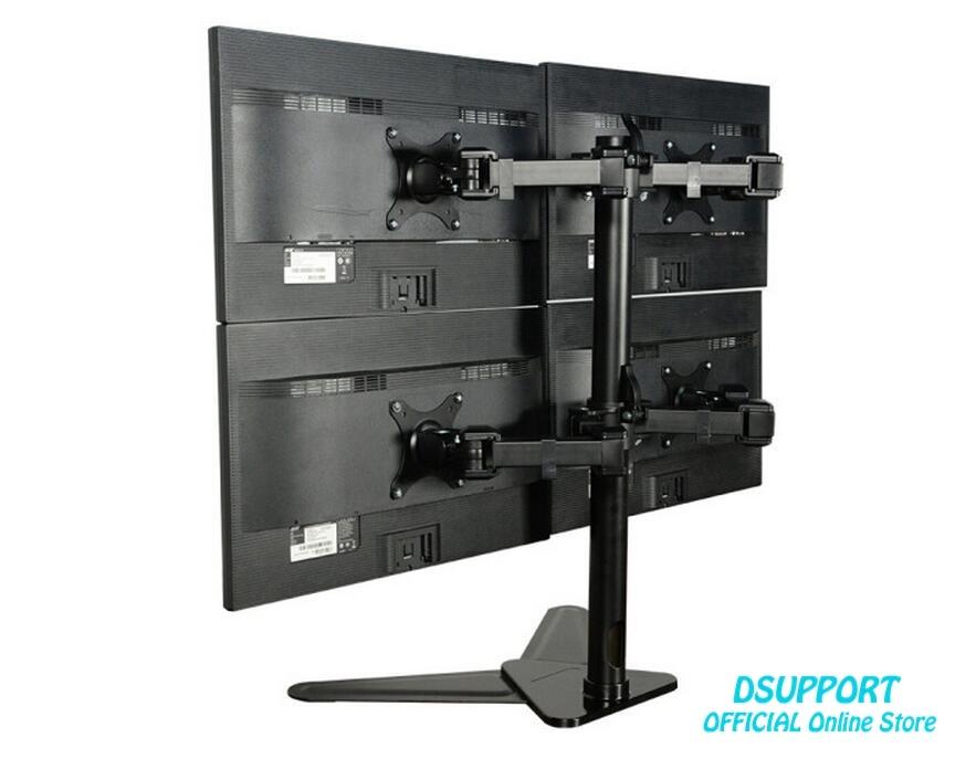Soporte de pantalla Full Motion 4 Soporte para monitor Soporte de - Periféricos de la computadora - foto 3