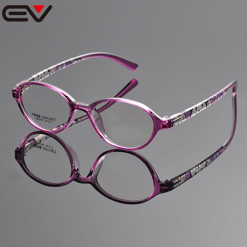 ⑤Moda cuerno de búfalo gafas para niños TR90 lentes ópticos marco ...