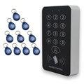 Banrd Nova Alta segurança de Segurança de Proximidade RFID Entrada Da Porta Bloqueio do Sistema de Controle de Acesso Do Usuário 500 + 10 Chaves FRETE GRÁTIS