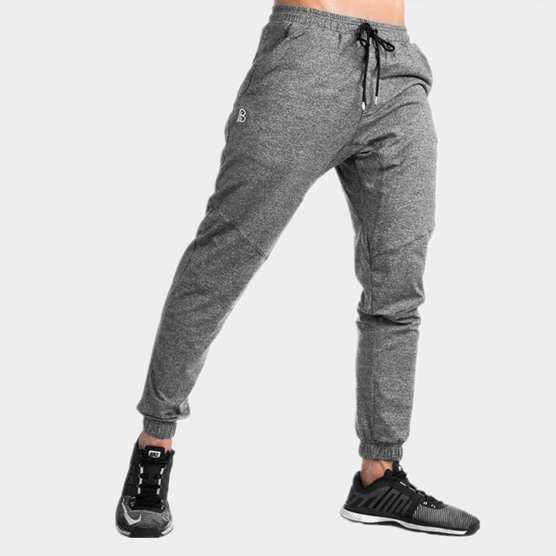 2017 Big Brand New Men Pants Compress Gymming Leggings Men Fitness Workout Summer Sporting Fitness Male