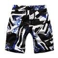 2016 Summer Boys Quick Dry Shorts Sport Beach Big Boys Shorts Brand Fashion Print 8-16Y Children's Shorts Boys Boardshorts SC200