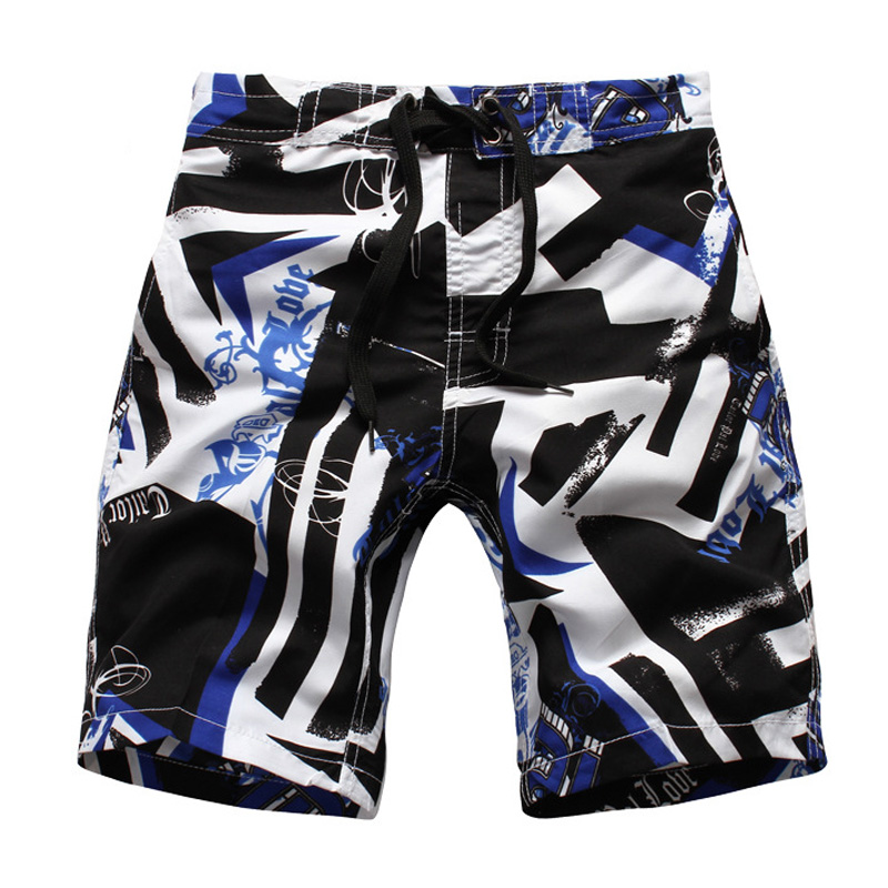 Hot Summer Boys Quick Dry Shorts Sport Beach Big Boys Shorts Brand Fashion Print 8-16Y Children's Shorts Boys Boardshorts SC200 geometric print wrap shorts