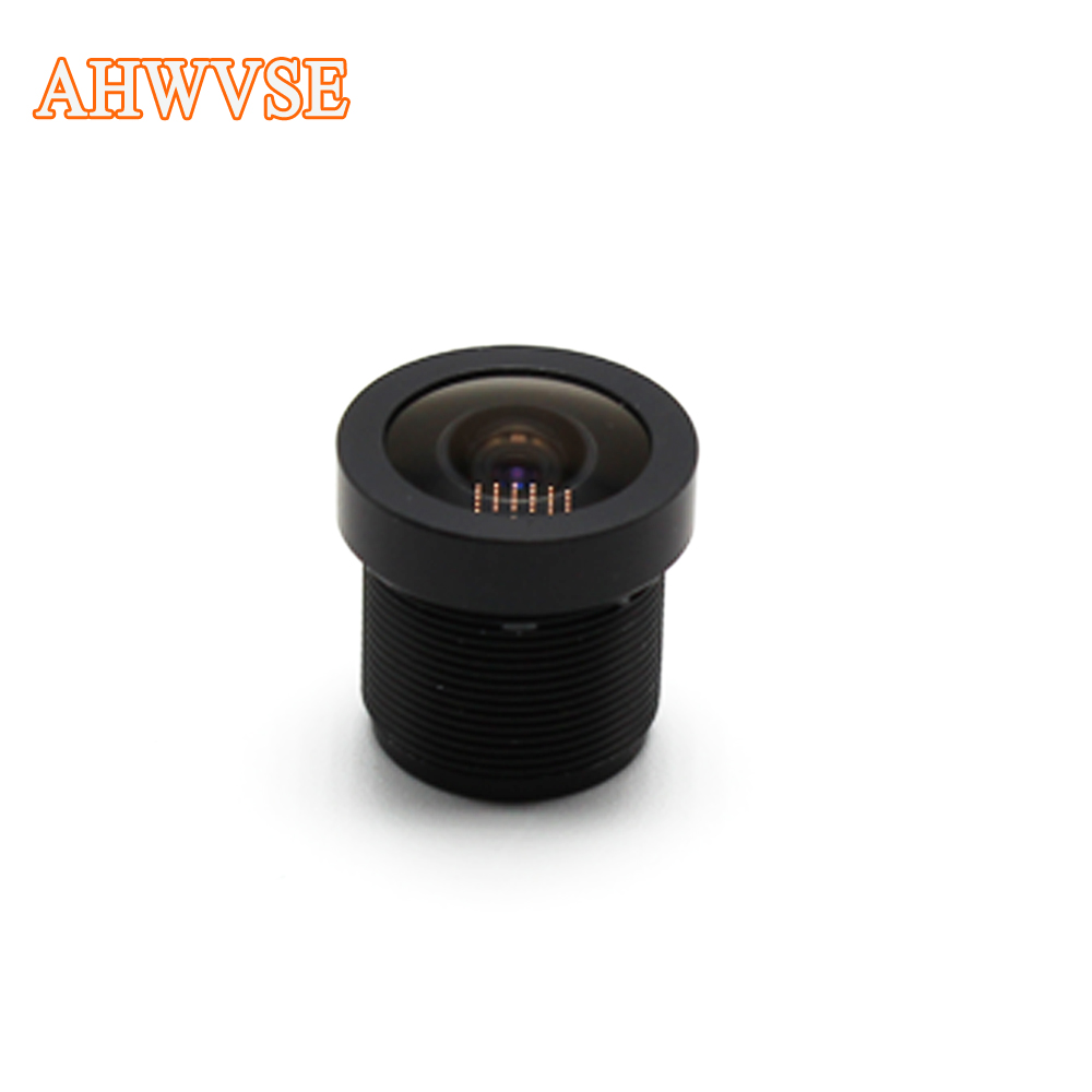 AHWVSE 1.8mm CCTV Security Lens 170 Degree Wide Angle CCTV IR Board CCTV M12 Lens Camera 1 3 sharp cctv m12 2 1mm pinhole board camera wide angle lens 150 degree f2 0