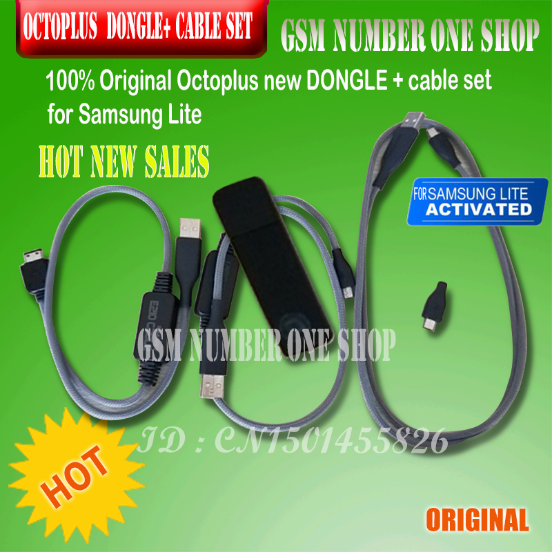 100% Orijinal yeni Octoplus Dongle/octoplus anahtar Samsung Lite + kablo seti100% Orijinal yeni Octoplus Dongle/octoplus anahtar Samsung Lite + kablo seti