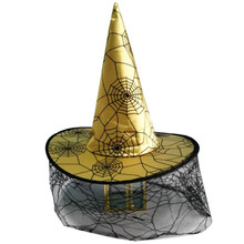 Cosplay Witch Hats Halloween Costumes + FREE Shipping