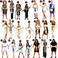 Pharaoh Egyptian Princess Cleopatra Halloween Cosplay Costume