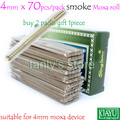 Songlonw natural Chinese mugwort smoke moxa roll moxibustion stick 4x118mm 70pcs/pack 2pack/lot Gift 1pcs moxa device