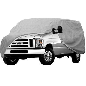 SEKINNEW Universal Outdoor Car Cover Protector Scratch Dust Sun Rain Snow WaterProof Resistant Dust-proof Clothing
