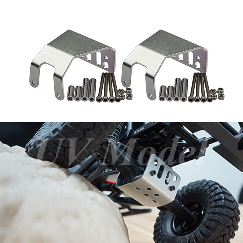 Xtra Speed Aluminum Skid Plate Axial SCX10 1:10 RC Car Crawler Axle #XS-SCX22127 обои купить в челябинске в розницу по оптовым ценам