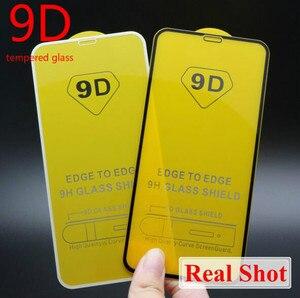 Image 3 - 9D ป้องกันสำหรับ iPhone 7 iPhone 8 Xr Xs Xs Max กระจกนิรภัยสำหรับ iPhone X 6 6s 7 plus 100pcs DHL