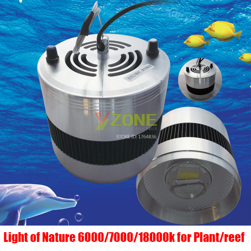 Full Spectrum Hang On Aquarium LED Light Lighting For Red And Green Plant Growth And Aquario Reef Tank