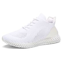 MIUBU Woman Casual Shoes Breathable 2019 Sneakers Women New Arrivals Fashion Mesh Lovers Sneakers Shoes Women Plus Size 35-45