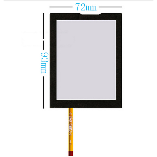 US $18 66 9% OFF|For Symbol Motorola MC9200 G MC9190 Z RFID MC9190 G MC9094  S MC9090 Z 4 wire plug in type 93*72 Resistive Touch Screen-in Tablet LCDs
