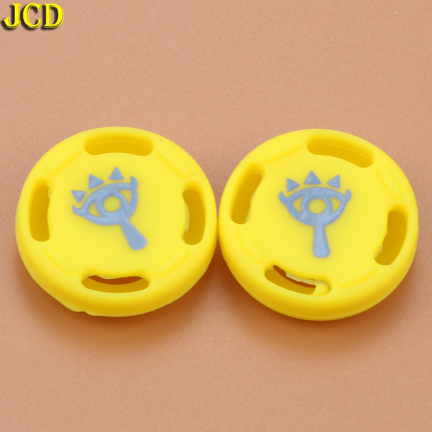 Image 5 - JCD 2pcs Analog Joystick Cover Case For PS3 PS4 Silicone Grip Joystick Cap for Xbox 360 One for Switch NS Pro Controller-in Replacement Parts & Accessories from Consumer Electronics