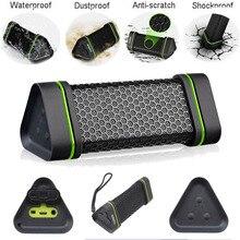 EARSON ER151 Bluetooth Inalámbrico FNRG Car Home Altavoces Estéreo Impermeable SU NIE #