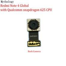 الأساطير لشاومي ريدمي نوت 4 4X النسخة العالمية MTK كاميرا خلفية كبيرة وحدة الهاتف المحمول الكاميرا الخلفية فليكس كابل استبدال