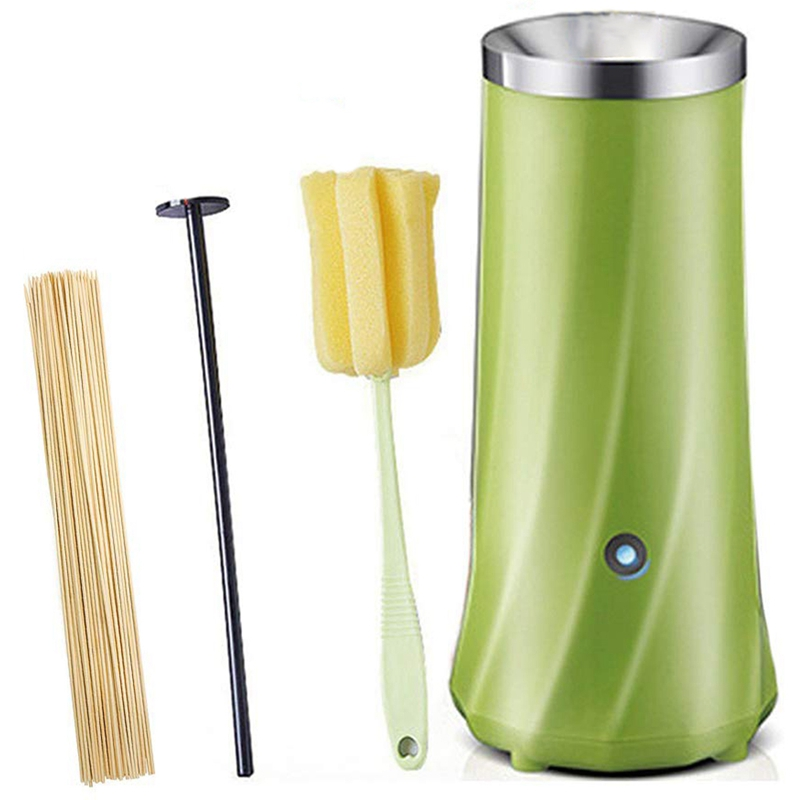 Single Tube Automatic Multifunctional Egg Roll Maker Electric Egg Boiler Omelette Master Sausage Machine Breakfast Egg Tool Us