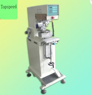 Pneumatic Pad Printer Printing Machine Single Color for General Use baseball cosmetic bottle medicine bottle Industry Quality in Binding Machine from Computer Office