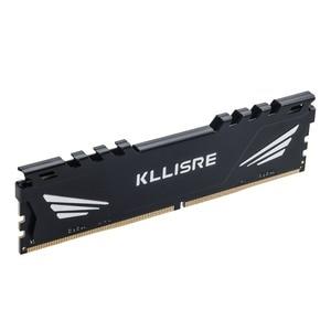 Image 2 - Kllisre DDR3 DDR4 4 Gb 8 Gb 16 Gb 1866 1600 2400 2666 2133 Desktop Geheugen Met Koellichaam Ddr 3 Ram Pc Dimm Voor Alle Moederborden