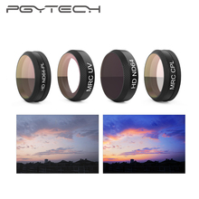 PGYTECH Air Filter For DJI Mavic Air MRC-UV ND64 ND64PL MRC-CPL Filter for DJI Mavic Air Camera Lens filter Drone Accessories