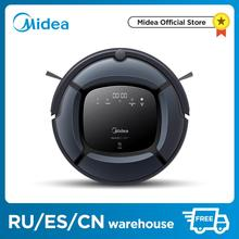 Midea Smart Robot Vacuum Cleaner MR04\03 2in1 for Vacuum&Mop,Powerful Suction,UV Lamp with 4 Modes Robot Aspirador цена