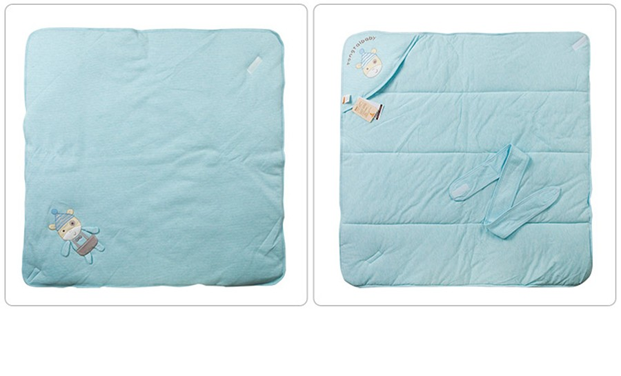 Baby Wrapped Blanket Warm Care (30)