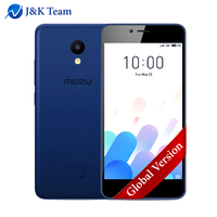 Original Meizu M5C European version 4G LTE smartphone Global Frimware OTA update 5.0 inch screen 3000mAh battery