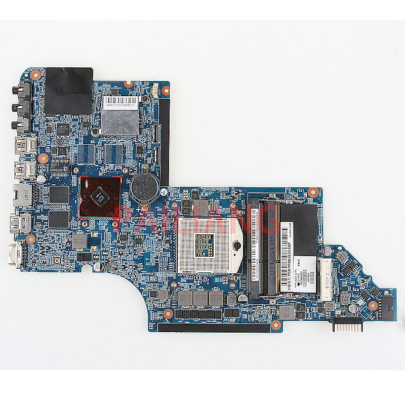 Laptop motherboard for HP DV6-6000 HD6490 1G PC Laptop Mainboard 665348-001 665348-501 full tesed DDR3Laptop motherboard for HP DV6-6000 HD6490 1G PC Laptop Mainboard 665348-001 665348-501 full tesed DDR3