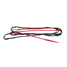 Archery Bowstring Recurve Bow String Traditional 12 Strands 2 color Replacement Archery Bow String Hunting Accessorie недорого