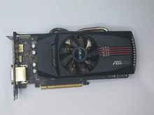 Used, ASUS Graphics cards EAH6850 DC/2DIS/1GD5/V2 HD6850 1GB 256bit GDDR5,100% tested good!(China)
