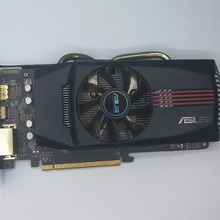 EAH6850 Graphics-Cards GDDR5 256bit Used-Asus 1GB Good 1GD5/V2 100%Tested
