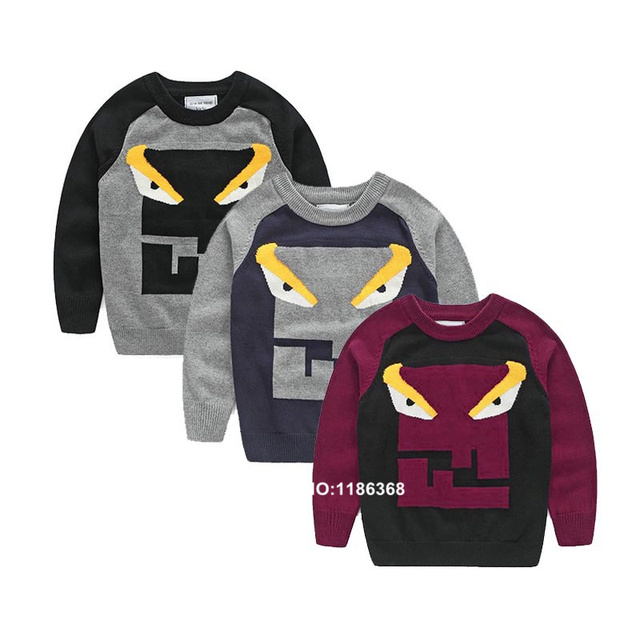 2015 Spring New Brand Baby Kids Sweater Brand Dress Children boys sweaters
