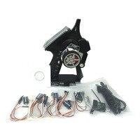 Горячая продажа радиолинка RC6GS 2,4G FHSS система 6CH Rc автомобильный контроллер передатчик и R6FG гироскоп внутренний приемник аксессуар